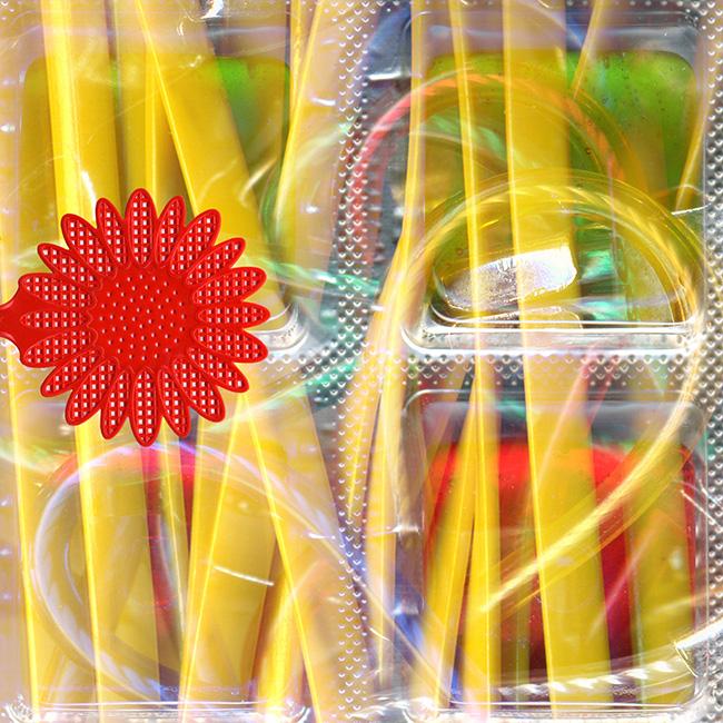 "C-Print/Plexiglas  / 40"" x 40"" / 2008 /  2/5"
