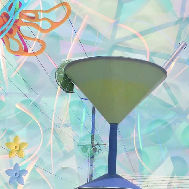 """Digital Print/Plexiglas 20"""" x 20""""  2011 2/5"""